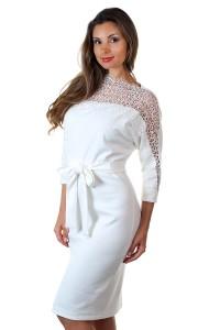 трикотажные платья 2015